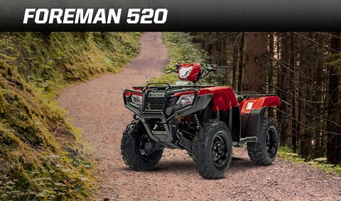 Honda Foreman 500 | 2020 Top Car Models