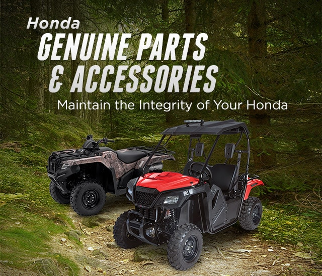parts accessories rh atvsxs honda ca