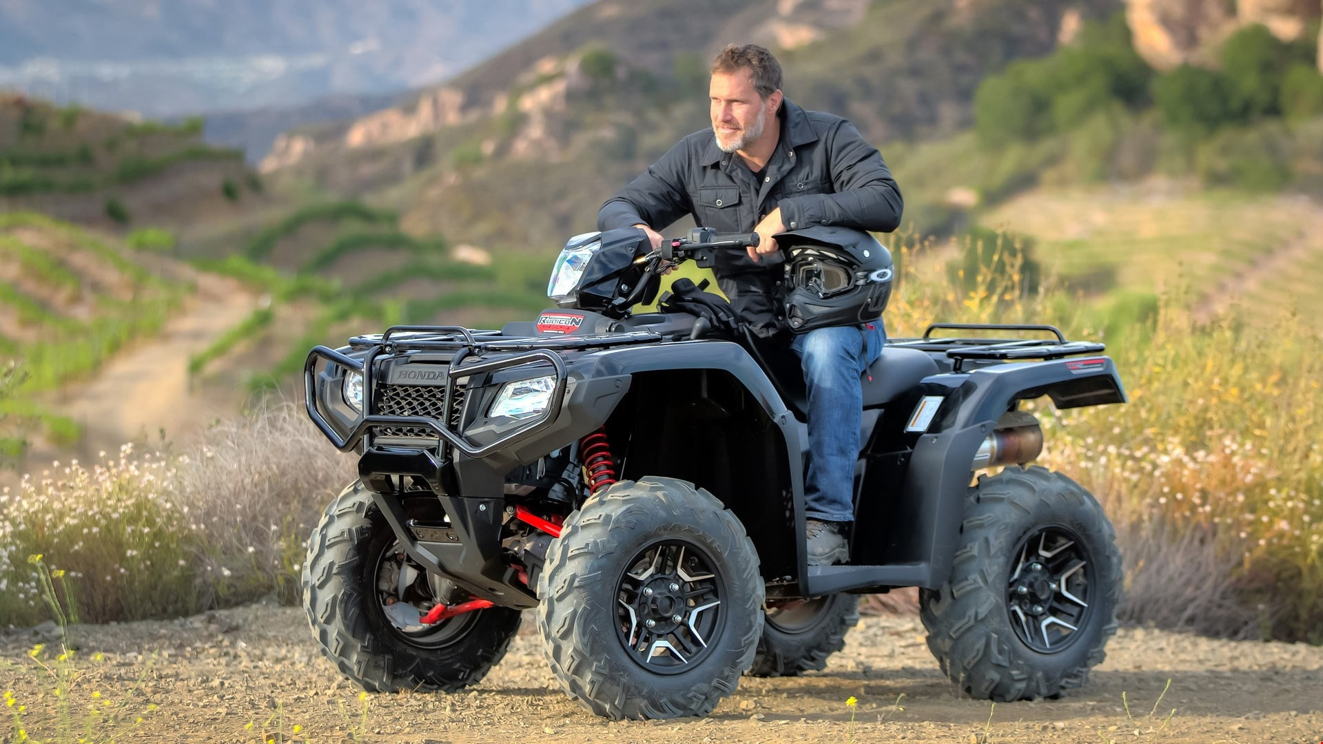 TRX500 Rubicon DCT Deluxe > Honda ATV & Side-by-Side Canada