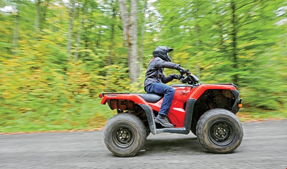 TRX420 Rancher DCT IRS EPS > Honda ATV & Side-by-Side Canada